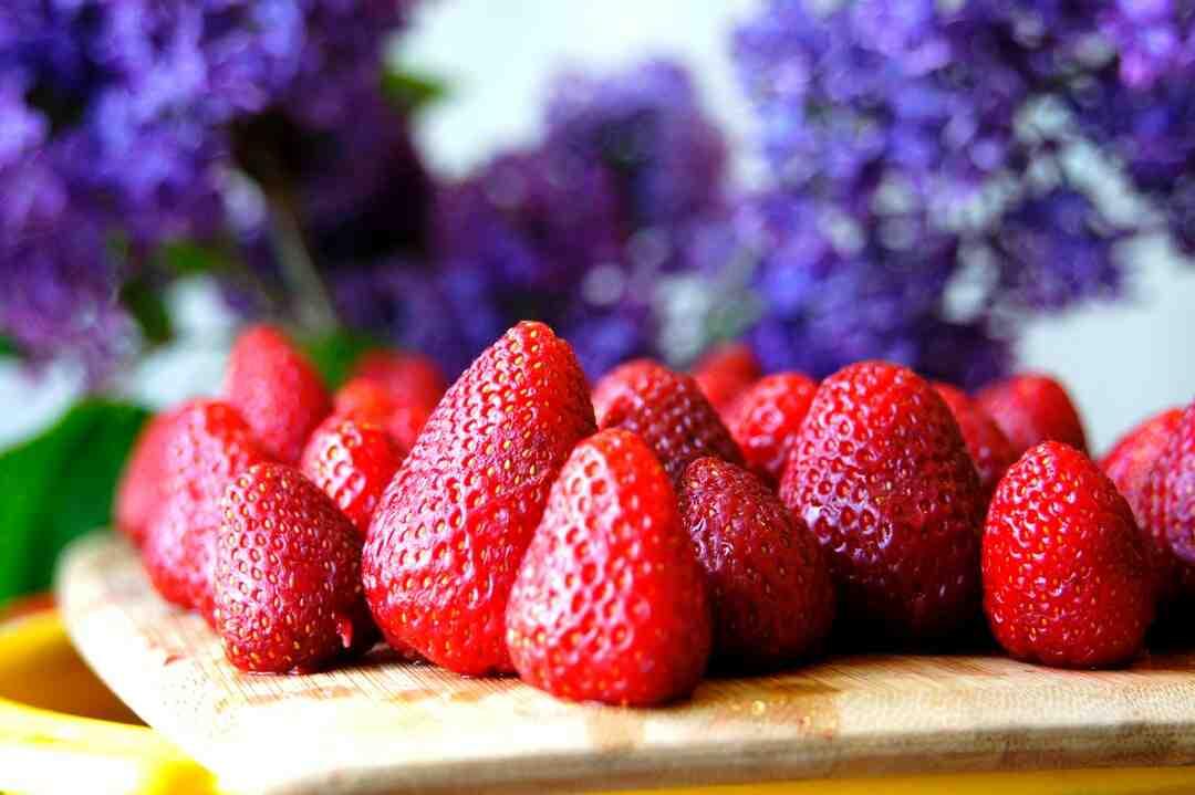 Comment faire un fraisier