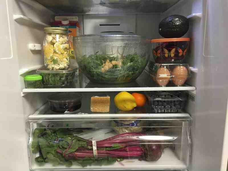 Comment conserver une salade
